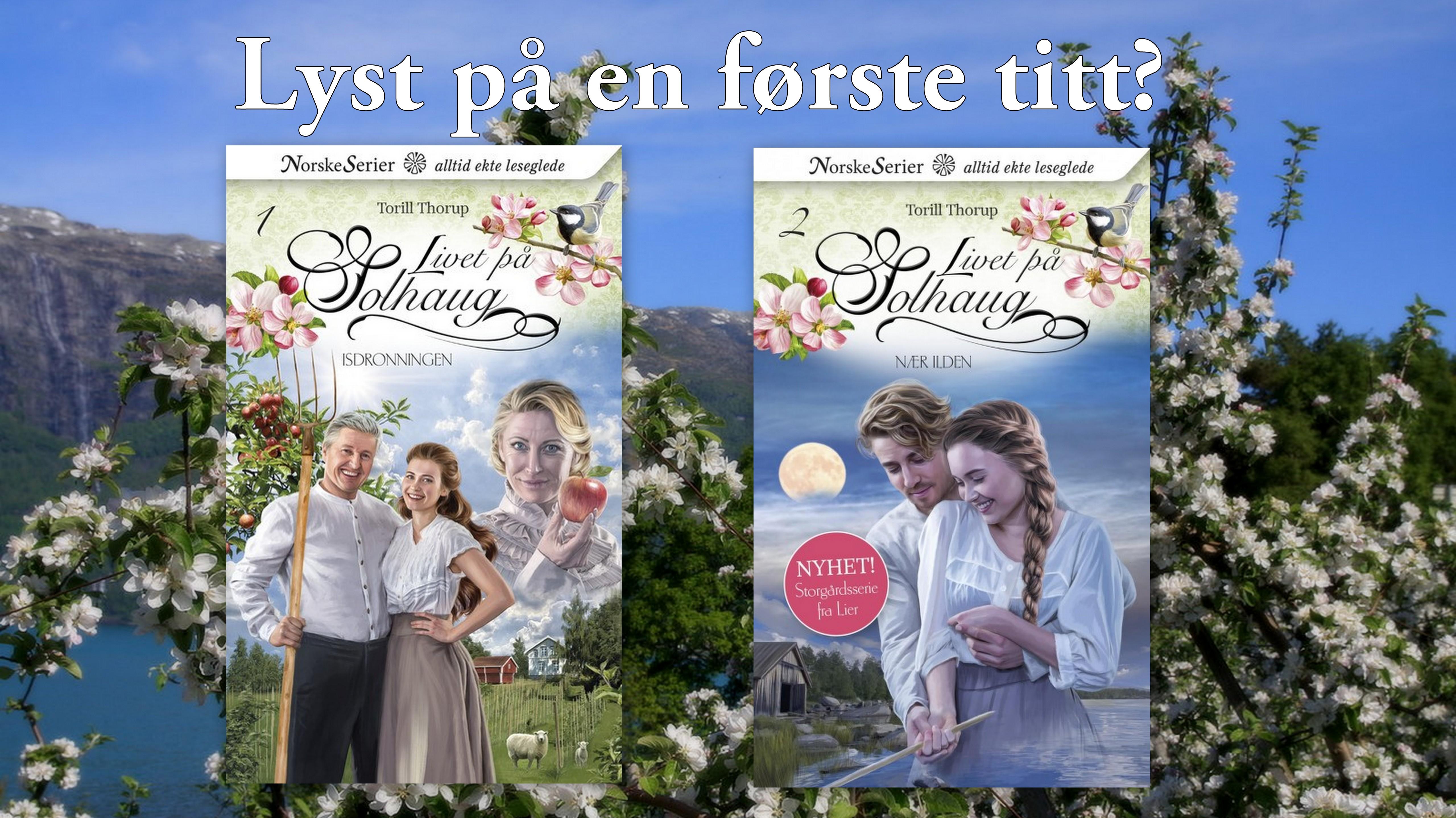 Sniktitt på nye serien Livet på Solhaug