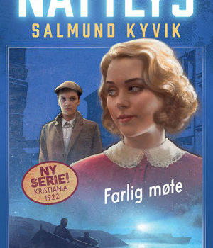 Ny serie fra Salmund Kyvik