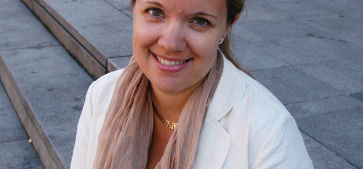 Forfatterintervju med Kristin S. Ålovsrud