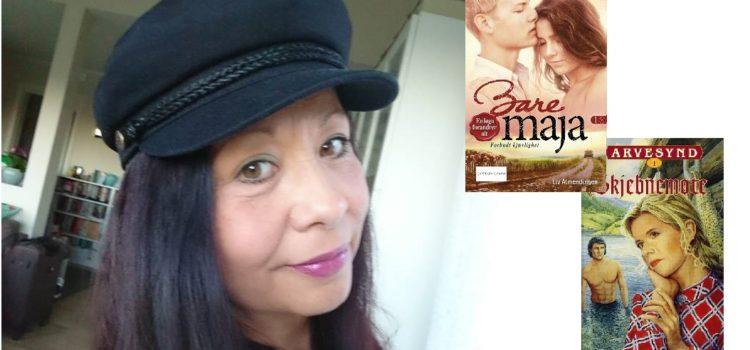 Serieintervju med Mariann