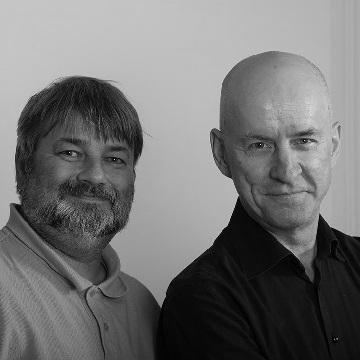 Tor Johnsen og Ketil Johan Zahl
